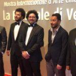 متری شیش و نیم در ونیز با تشویق ۳ دقیقه ای تماشاگران!!