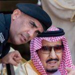 محافظ پادشاه عربستان و انتشار تصاویری از صحنه قتل او!!