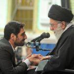 مداحی آذری بنی فاطمه و اشک های رهبر انقلاب پس از شنیدن آن!!