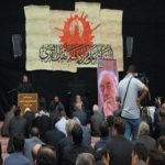 مراسم ختم اسدالله عسگراولادی با حضور چهره ها در تهران!
