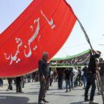 مراسم عزاداری عاشورای حسینی در سراسر کشور