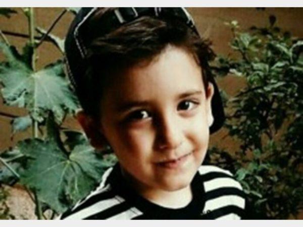 مرگ پسر ۶ ساله