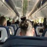 مسافران هواپیما و لحظات دلهره آوری که حین سقوط تجربه کردند!!