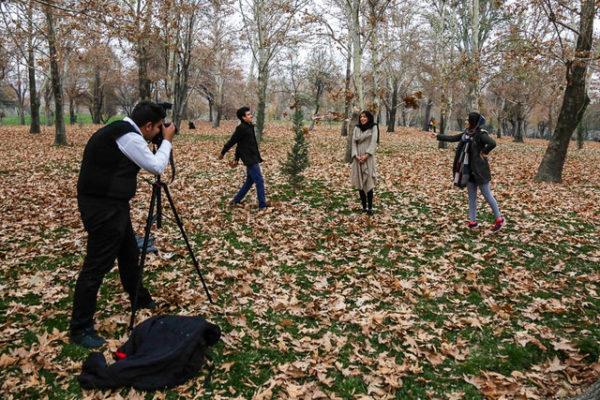 ممنوع شدن عکاسی در پارک های تهران , پشت پرده آن چیست!؟