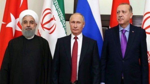 نشست خبری پوتین و روحانی و اشاره رئیس جمهور روسیه به قرآن کریم!!