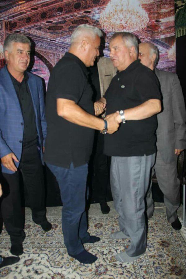 هیئت عزاداری علی پروین