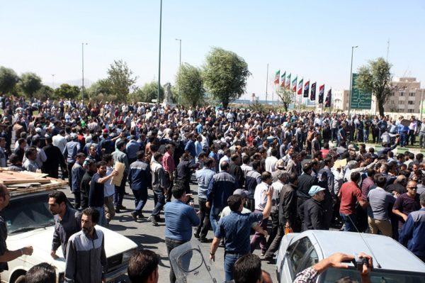 کارگران هپکو و اخبار ضد و نقیض از ضرب و شتم گسترده آنها!!