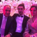 کاظم الساهر خواننده مشهور عراق و مراسم جشن عروسی پسرش!