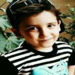 کودک فوت شده در استادیوم آزادی و صحبت های دردناک پدرش!!