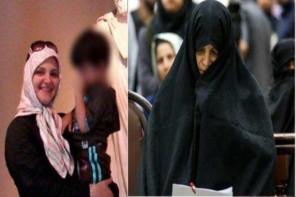 شبنم نعمتزاده در جلسه دادگاه