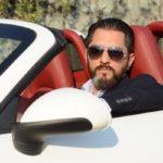 بهرام رادان بازیگر سینما با اولین برنامه تلویزیونی اش در شبکه سه!!