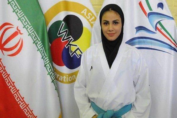 سارا بهمنیار کاراته کار