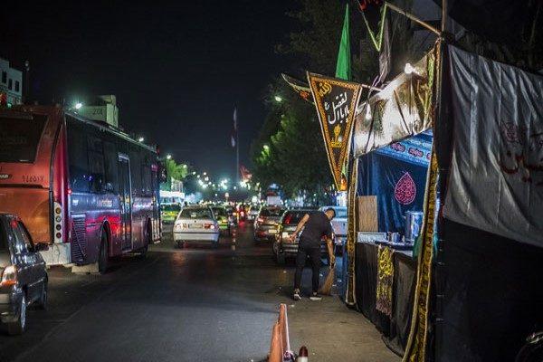 شب های محرم در تهران