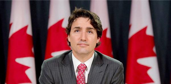 جاستین ترودو نخست وزیر کانادا و انتشار عکس جنجال برانگیزش در مهمانی!!