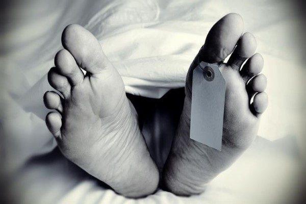 زنده شدن یک زن در زمان خاکسپاری