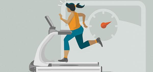 علت لاغر نشدن با وجود ورزش کردن