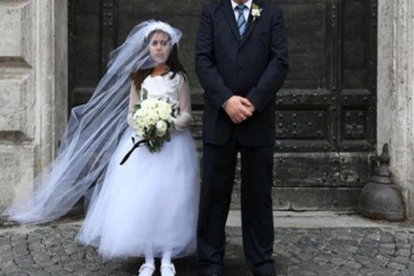 پدیده کودک همسری