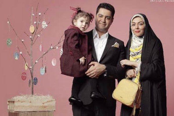 مصاحبه با آزاده نامداری   پردهبرداری او از استقلالی بودن همسر و فرزندش!