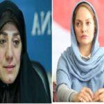 واکنش سوسن صفاوردی مادر شوهر مهناز افشار به زنان در ورزشگاه آزادی