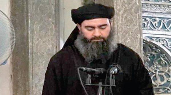 تصویری از کمربند انتحاری ابوبکر بغدادی سرکرده داعش!!