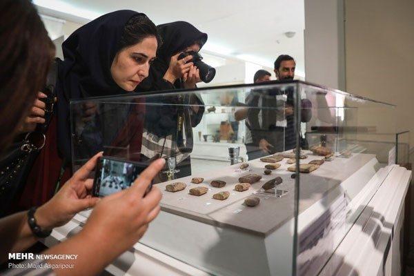 الواح هخامنشی استرداد شده به ایران رونمایی شدند!