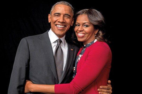 باراک و میشل اوباما در فهرست قدرتمندترین سرگرمی سازان جهان!!