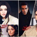 همبازی شدن بازیگر زن سریال های ترکیه با شهاب حسینی