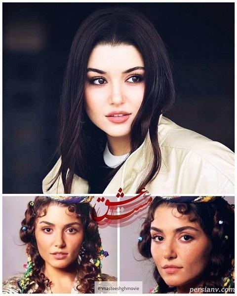 بازیگر زن سریال های ترکیه