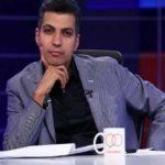 تولد عادل فردوسی پور با کیک مادر خبرنگار فوت شده و تبریک پرویز پرستویی!