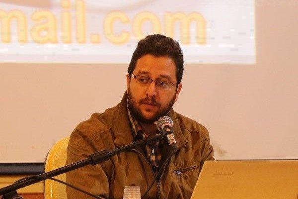 دکتر بشیر حسینی داور عصر جدید در پیاده روی اربعین!