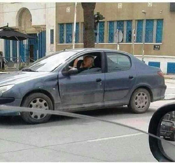 رئیس جمهور تونس