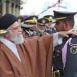 رهبر انقلاب در مراسم دانشآموختگی دانشگاههای افسری ارتش