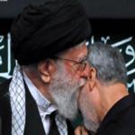 رهبر معظم انقلاب و سردار سلیمانی در قاب عکسی جدید و دیده نشده!