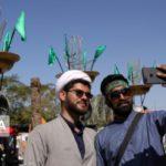 زائران ایرانی اربعین و واکنش جالب آنها به تهدید تکفیری ها!