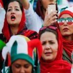 واکنش شهاب حسینی به حضور زنان ایرانی در استادیوم آزادی!!
