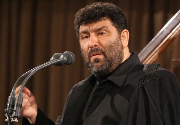 سعید حدادیان مداح اهل بیت
