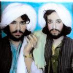 عناصر طالبان با آرایش در عکس هایی نادر | عجیب ولی واقعی!!