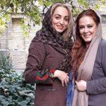عکس ویلای بهاره رهنما و همسرش در شرایطی فوق لاکچری