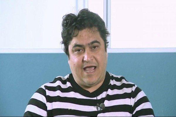 آخرین عکس روح الله زم مدیر آمد نیوز قبل از بازداشت توسط سپاه!!