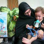 فرزند شهید حججی و ویدیویی جدید از شعرخوانی کودکانه اش!!