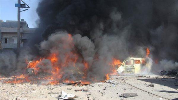 انفجار تروریستی در کربلا با ۱۲ کشته