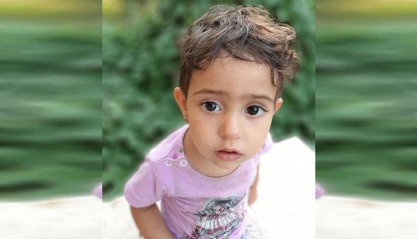 گم شدن زهرا 2 ساله