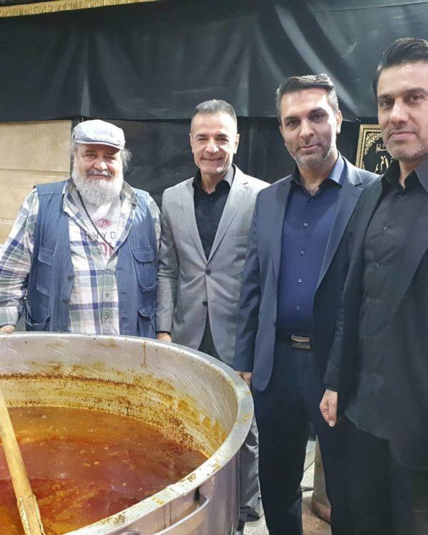 محمدرضا شریفی نیا بازیگر ایرانی