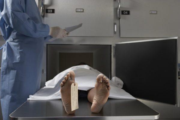 مرگ مشکوک پرستار