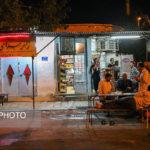 شبهای زنده شهر مهران در آستانه اربعین حسینی