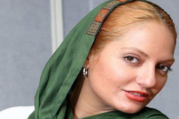 سلفی جدید و متفاوت مهناز افشار و علی قربان زاده