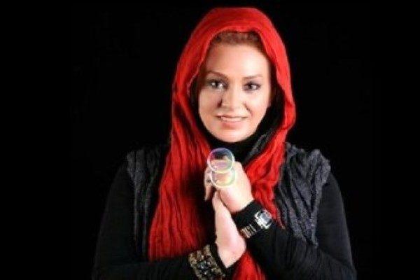 نسرین مقانلو بازیگر ایرانی با چهره جدید و متفاوت در کنار پسرش!!