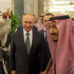 عجیب ترین هدیه پوتین به پادشاه عربستان
