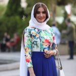 ژست های جالب متین ستوده بازیگر در میان عکاسان