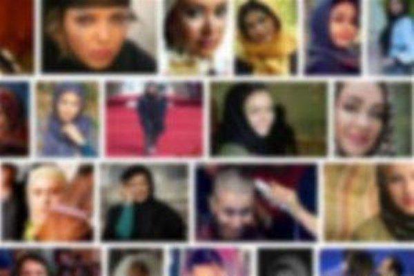 پوشش نامتعارف بازیگران ایرانی